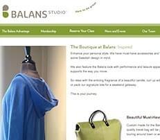 Balans, Retailer Testimonial